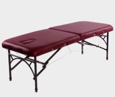 Массажные столы бордовые