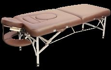 Массажные столы коричневые
